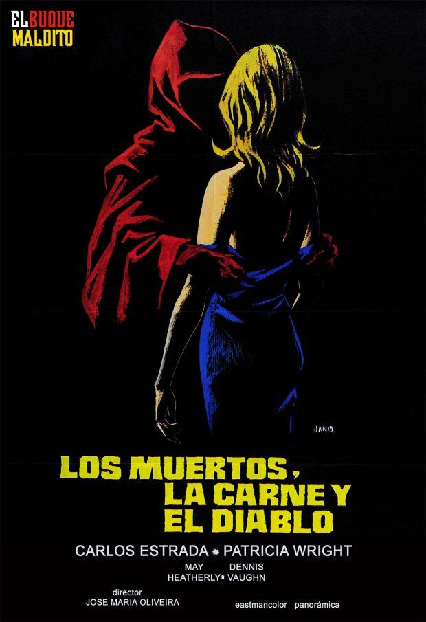 Los muertos, la carne y el Diablo (DVD)ff