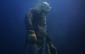 Jason chained to the lake, June 14, 1986